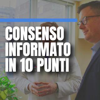 Consenso Informato in 10 Punti