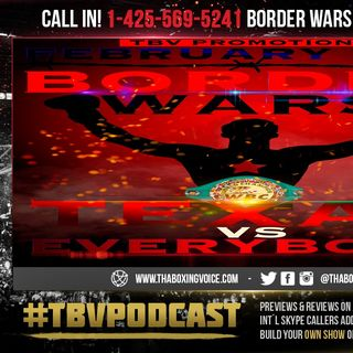 ☎️Border Wars 7 February in Texas WBC WBA Champion Marvin vs Sal🔥CYP vs Jon The White Boy❗️