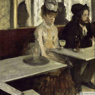 L' assenzio Degas