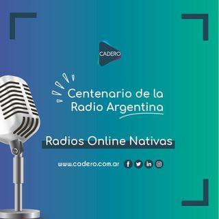 #Comunidad TT en el Centenario de la Radio - Periodista Maria Carmuega