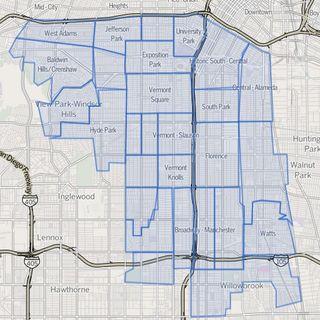 L.A. South Central - Da GTA San Andreas alla realtà - Le Storie di Ieri