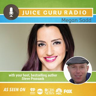 ep. 131: Vegan Meals in 30 Minutes with Megan Sadd