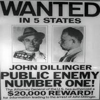 Part 2 of 3 - The Life and Crimes of John Dillinger
