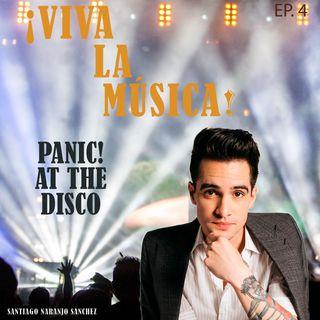 T01E04 Panic! At The Disco: La historia de High Hopes y This is Gospel