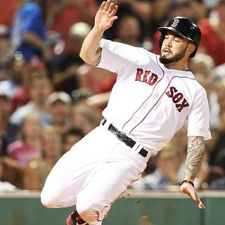 Red Sox Offense Obliterating Opponents During Win Streak