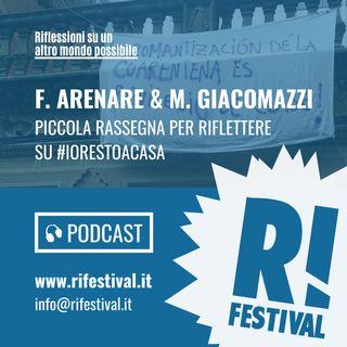 Riflettere su #Iorestoacasa - F. Arenare & M. Giacomazzi