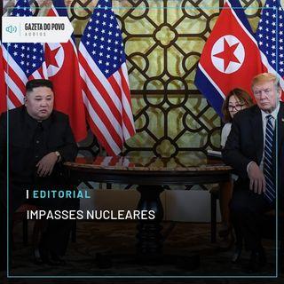 Editorial: Impasses nucleares