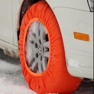 Tire Chain Troubles