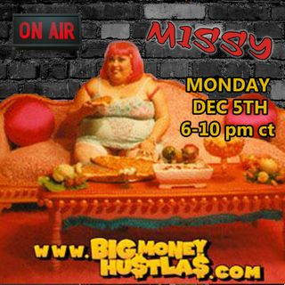Replicon Radio - 12/5/17: Missy from Big Money Hustla$