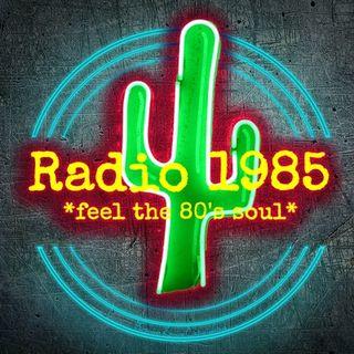 Presentazione *Radio 1985, feel the 80's soul*