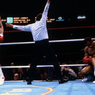 Old Time Boxing Show: A Look Back at the Career of Gerry Cooney
