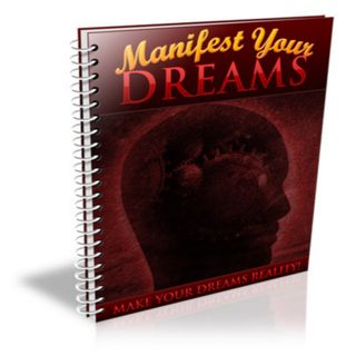Manifest your dream 1