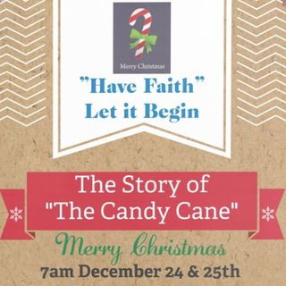 The Candy Cane Story Reminder