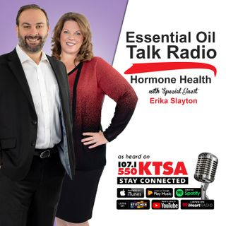 Essential Oils for Hormone Health
