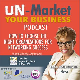 How to Choose the Right Organizations for Networking Success