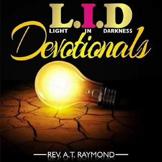 Light In Darkness Devotional.