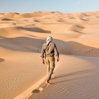 Voce di uno che grida nel Deserto tenetevi pronti, il Signore sta per venire!