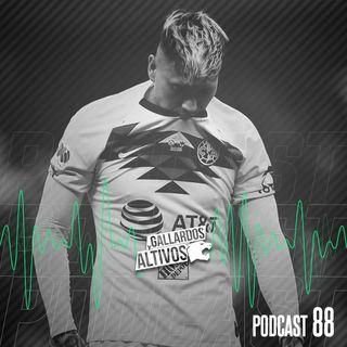 Podcast #88: Nico Castillo y su salud / J6 Liga MX / Coronavirus y Olimpiadas / Mexcaltecas
