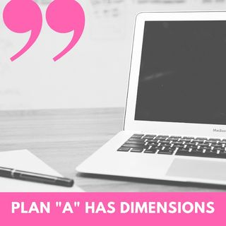 "Plan ""A"" Has Dimensions"