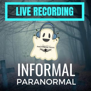 Episode 8 - Live Recording for Paranormal Day