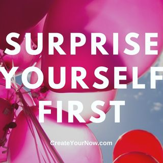 2349 Surprise Yourself First