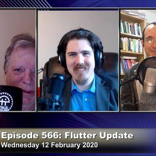 FLOSS Weekly 566: Flutter Update