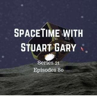 80: Another Lander Touches Down on the Asteroid Ryugu - SpaceTime with Stuart Gary Series 21 Episode 80