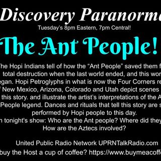 Discovery Paranormal w_ Michael Angley  June 29 2021
