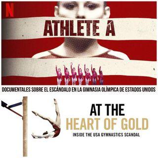 Episodio 16 El escándalo de la gimnasia olímpica en Estados Unidos