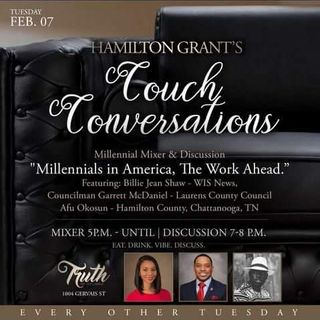 Hamilton Grant's Couch Conversations: Millennials in America, The Work Ahead