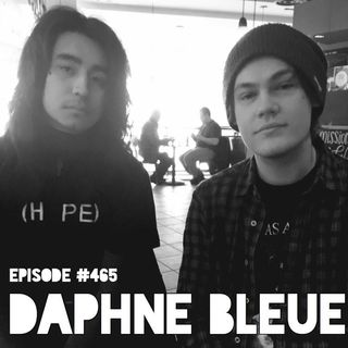 WR465: Daphne Bleue