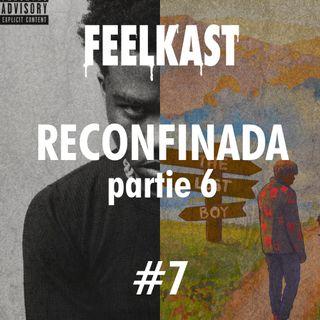 7: RECONFINADA #6 The Lost Boy de YBN Cordae / Please Excuse Me For Being Antisocial de Roddy Ricch
