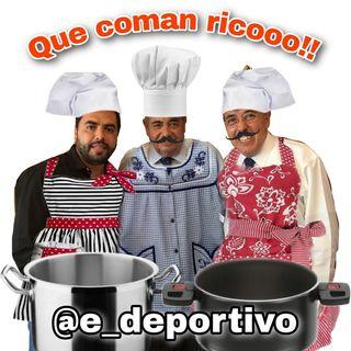 Mitad de Semana , Que coman Rico y Sabroso en compañía de Espacio Deportivo de la Tarde 10 de Junio 2020