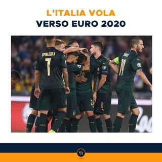 Dove arriverà la Nazionale di Mancini?