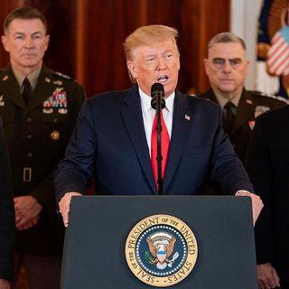 Dio inicio juicio político contra Donald Trump