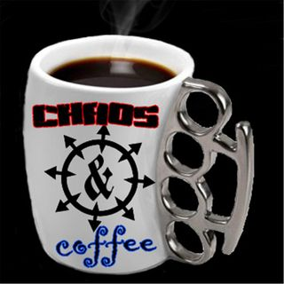 Flint Michigan, ALS, and Hamburger Ejections - The Chaos & Coffee Friday Edition