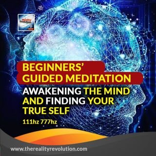 Beginners Guided Meditation: Awakening The Mind And Finding Your True Self 111 HZ 777 HZ