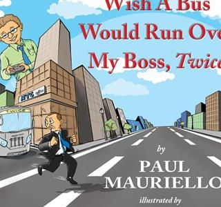 TANYA'S GUEST: Paul Mauriello, Author