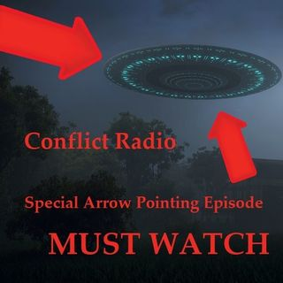 Special Arrow Pointing UFO Episode