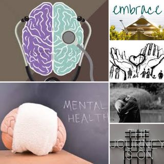 Episode 16 Embrace Your Mental Health