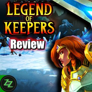 Legend of Keepers Prologue (p)Review [Deutsch] Pixelart Dungeon-RPG Strategy Test