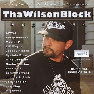 ThaWilsonBlock Magazine Issue82 (December 26th, 2018)