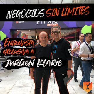 EP 12.Transformando el mundo con Jürgen Klarić