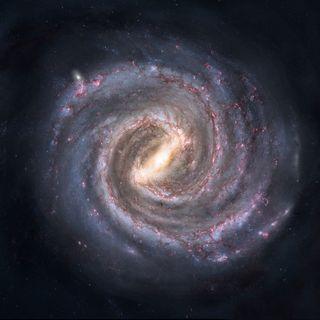 Un flusso stellare allungato per la Via Lattea