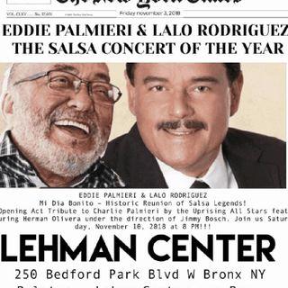 Segunda Parte Concierto Eddie Palmieri Y Lalo Rodriguez