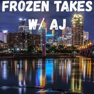 Frozen Takes- Episode 9