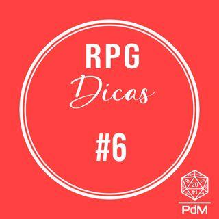 RPG Dicas #6 - 3 Plots de Aventura I