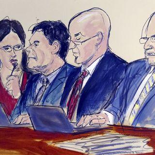 'El Chapo', culpable; fosas en Colima; huelga en la UAM.