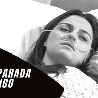 Em Triunfo do Amor, Bernarda tenta acabar com a vida de Maria Desamparada