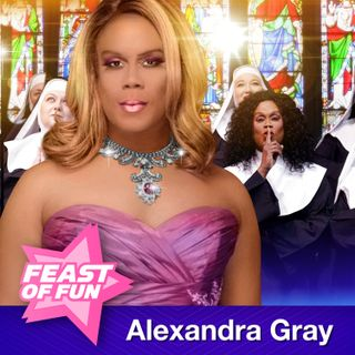 FOF #2950 - Alexandra Gray on Sister Act and Black Divas